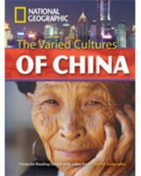 Footprint Reading Library 3000 C1 Varied Cultures of China with Multi-ROM