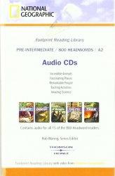 Footprint Reading Library 800 A2 Audio CDs / Аудіо диск