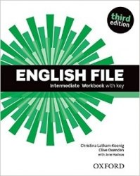 English File (3rd Edition) Intermediate Workbook / key / Робочий зошит