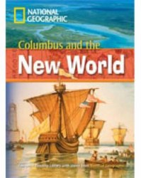 Footprint Reading Library 800 A2 Columbus and the New World with Multi-ROM