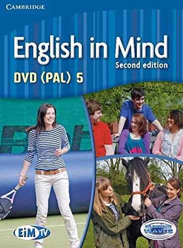 English in Mind 5 (2nd Edition) DVD / DVD диск