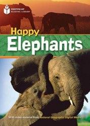 Footprint Reading Library 800 A2 Happy Elephants