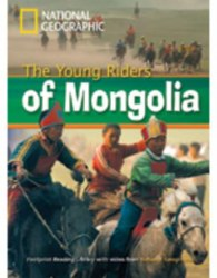 Footprint Reading Library 800 A2 Young Riders of Mongolia,The