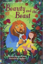 Usborne First Reading 4 Beauty and the Beast