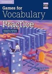 Games for Vocabulary Practice Resource Book