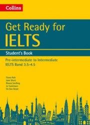 Get Ready for IELTS Band 3.5-4.5 Student's Book / Підручник для учня