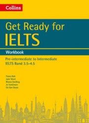 Get Ready for IELTS Band 3.5-4.5 Workbook / Робочий зошит