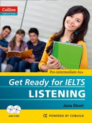 Get Ready for IELTS Listening with CDs (2)