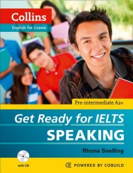 Get Ready for IELTS Speaking with CDs (2)