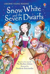 Usborne Young Reading 1 Snow White and the Seven Dwarfs