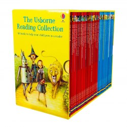 Usborne Young Reading 1-2 The Usborne Reading Collection / Набір книг