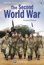 Usborne Young Reading 3 The Second World War