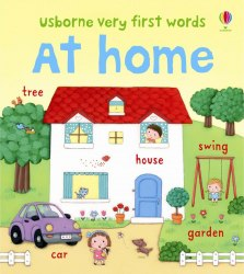 Usborne Very First Words: At Home