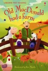 Usborne First Reading 1 Old Macdonald Had a Farm