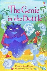 Usborne First Reading 2 The Genie in the Bottle