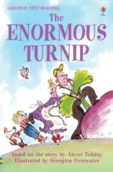 Usborne First Reading 3 The Enormous Turnip