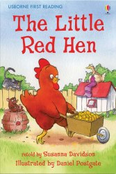 Usborne First Reading 3 The Little Red Hen