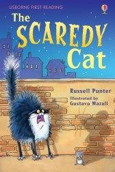 Usborne First Reading 3 The Scaredy Cat
