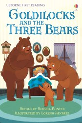 Usborne First Reading 4 Goldilocks and the Three Bears