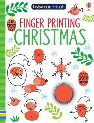 Usborne Minis: Finger Printing Christmas