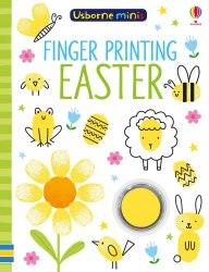 Usborne Minis: Finger Printing Easter