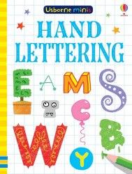 Usborne Minis: Hand Lettering