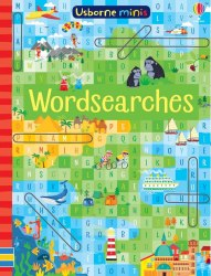 Usborne Minis: Wordsearches
