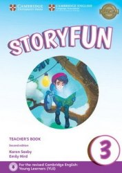 Storyfun Level 3 Teacher's Book with Audio 2nd Edition (Movers) Cambridge University Press