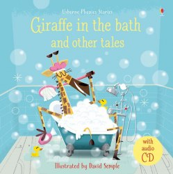 Usborne Phonics Readers Giraffe in the Bath and Other Tales + Audio CD