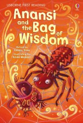 Usborne First Reading 1 Anansi and the Bag of Wisdom