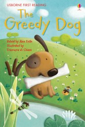 Usborne First Reading 1 Greedy Dog