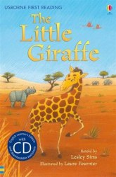 Usborne First Reading 2 Little Giraffe + CD