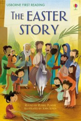 Usborne First Reading 4 The Easter story