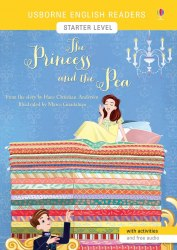 Usborne English Readers Starter The Princess and the Pea