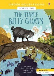 Usborne English Readers Starter The Three Billy Goats