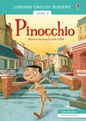 Usborne English Readers 2 Pinocchio