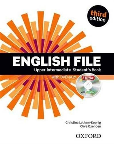 English File (3rd Edition) Upper-Intermediate Student's Book / iTutor / Підручник для учня