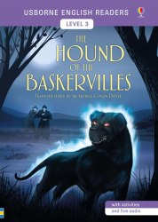 Usborne English Readers 3 The Hound of the Baskervilles
