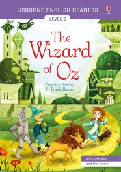 Usborne English Readers 3 The Wizard of Oz