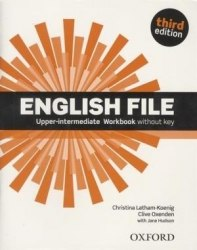 English File (3rd Edition) Upper-Intermediate Workbook / key / Робочий зошит