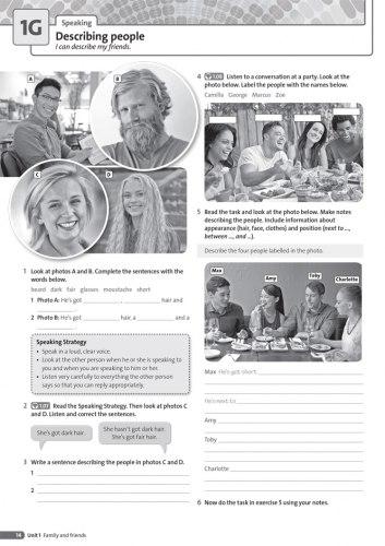 Solutions (3rd Edition) Elementary Workbook / Робочий зошит
