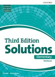 Solutions (3rd Edition) Elementary Workbook / Робочий зошит