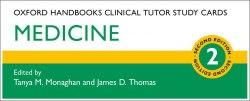 Oxford Handbooks Clinical Tutor Study Cards: Medicine / Картки