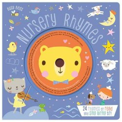 Busy Bees: Nursery Rhymes + CD / Книга з диском
