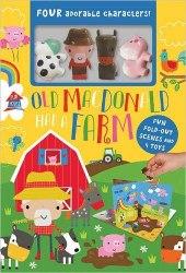 Playhouse: Old MacDonald Had a Farm Boxset / Книга з іграшкою