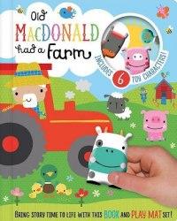 Read and Play: Old Macdonald Had a Farm / Книга з іграшкою