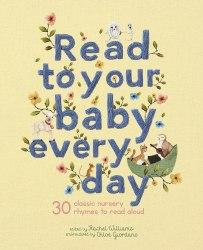 Read to Your Baby Every Day / Книга з тактильними відчуттями