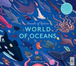 Sounds of Nature: World of Oceans / Книга зі звуковим ефектом