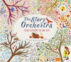 The Story Orchestra: Four Seasons in One Day / Книга зі звуковим ефектом