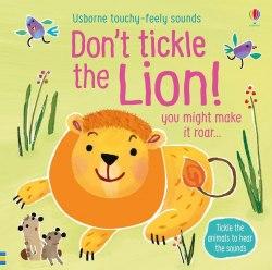 Don't Tickle the Lion! / Книга зі звуковим ефектом